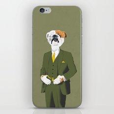 English Bulldog iPhone Skin
