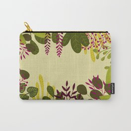 Belle plante Carry-All Pouch
