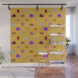 GastroBots Animals Wall Mural