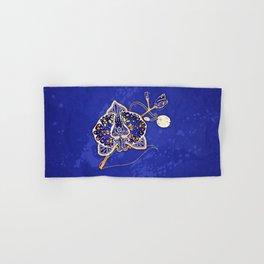 Egyptian Blue :: Orchid Hand & Bath Towel