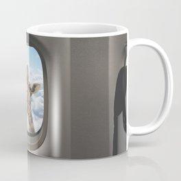 Funny Giraffe - Window Seat  Coffee Mug