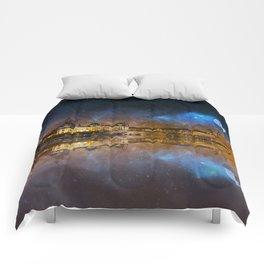 Dresden At Night Comforters