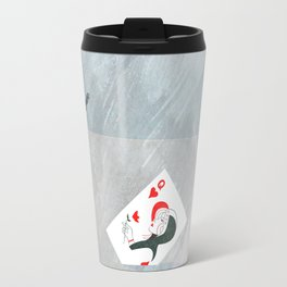 Now, that's cold! Travel Mug