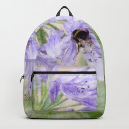 jewelry lily mosaic Backpack