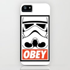 OBEY Storm Trooper  iPhone (5, 5s) Slim Case