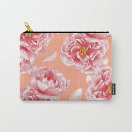 Peonies n.1 Carry-All Pouch