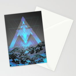 Neither Real Nor Imaginary Stationery Cards