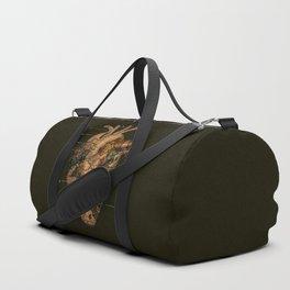 I'll Find You (Dark Brown) Duffle Bag