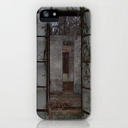 Broken Home iPhone Case