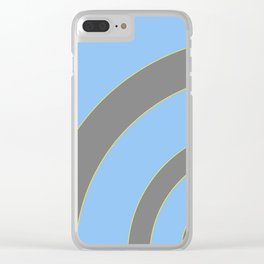 High Vis 09 Clear iPhone Case