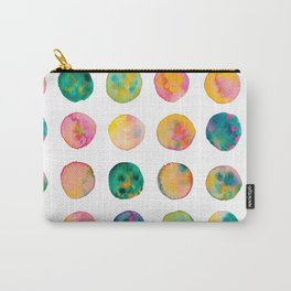 Bubbly Carry-All Pouch