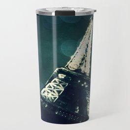 PARIS BLUE  Travel Mug