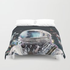 Night Life Duvet Cover