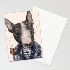Mr.Bullblack Stationery Cards