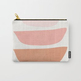 Abstract Minimal Shapes IV Carry-All Pouch