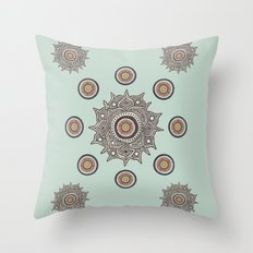Anemoia Throw Pillow