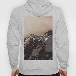Stay High - Mt Shuksan Hoody