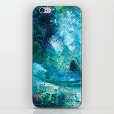 Exhale iPhone & iPod Skin