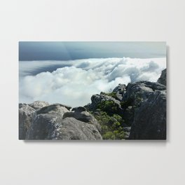 View from Table Mountain Metal Print