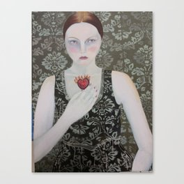Verminia Canvas Print