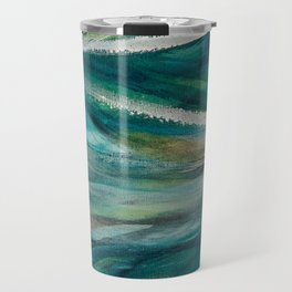 Obedient Wind and Waves Travel Mug