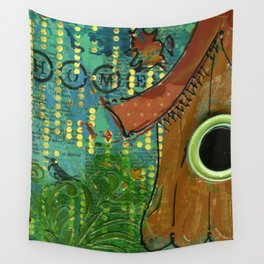 Home Tweet Home Wall Tapestry