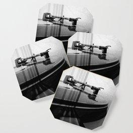 Turntable Retro Coaster