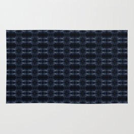 Death Driver Pattern (Small) Rug