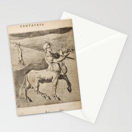 Hugo de Groot's Syntagma Arateorum 1600 - 35 Centaurus Stationery Cards