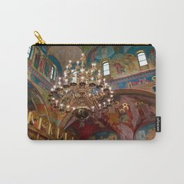 Russian Cathedral Carry-All Pouch
