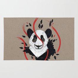 PANDA RIBBONS Rug