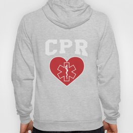 CPR Heart EMS Gift Hoody