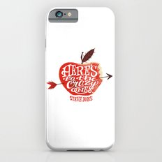 Here's to the Crazy Ones iPhone 6s Slim Case