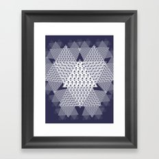 Squids Framed Art Print
