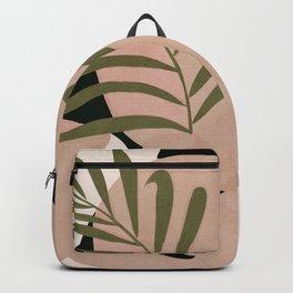 Little Leaf Behind my Back Backpack