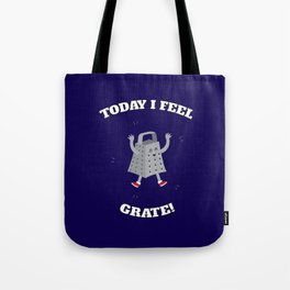 Feel Grate! Tote Bag