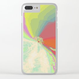 Psychedelica Chroma V Clear iPhone Case