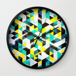 amped Wall Clock