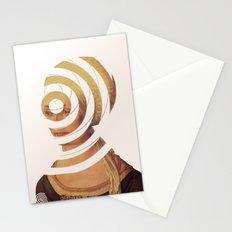 Dürer, die Frau die 20DM und der Kreis der Erinnerung Stationery Cards