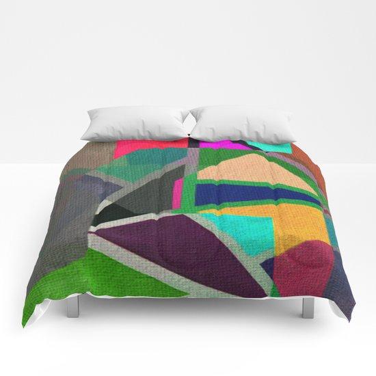 Complicerend Piet Mondriaan Comforters