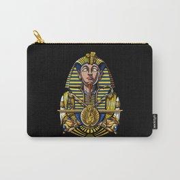 Egyptian Pharaoh Tutankhamun King Tut Carry-All Pouch