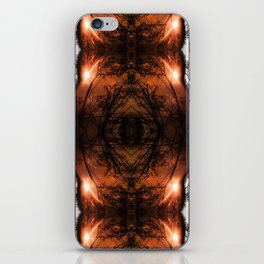 FOREST SILHOUETTE  iPhone Skin