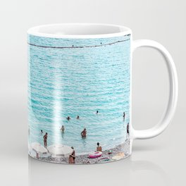 Amalfi Beach Coffee Mug