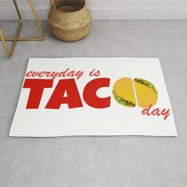 Taco Day Rug