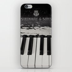 Night Music iPhone & iPod Skin