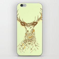Tribal Deer iPhone & iPod Skin