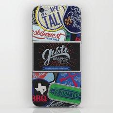 Patch Designs iPhone & iPod Skin