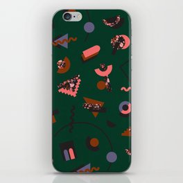 When you're in outer space iPhone Skin