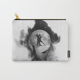 Dancing over our hands. Carry-All Pouch
