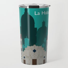 La Habana Travel Mug
